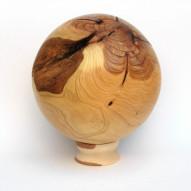 Holzkugel – Flieder